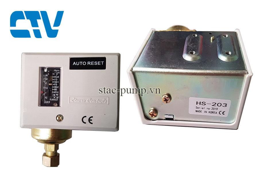 Công tắc áp suất Autosigma HS 203