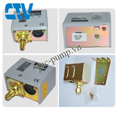 Công tắc áp suất Autosigma HS 230